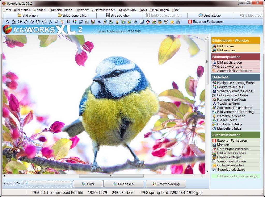 Bildbearbeitungsprogramm für Anfänger kostenlos downloaden